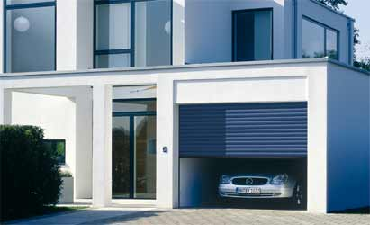Portes de garage enroulable rollmatic paucheu s a ath for Porte de garage enroulable rollmatic